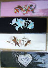 Stretch Elastic HeadBands Many colors styles 1-6 in set
