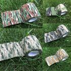 Reuse Outdoor Hunting Camo Rifle Gun Wrap Camping Hiking Camouflage Stealth Tape
