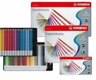 Stabilo CarbOthello Artist Pastel Chalk Colouring Pencils - 12, 24, 36, 48, 60