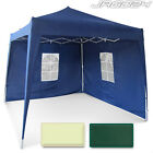 Two Side Walls for Garden Marquee Party Tent Pavilion Wedding Event Fair Gazebo
