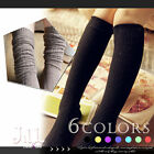 Japan anime Vivi liz lisa forest Kei striped knee high thick socks J3C006