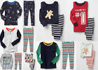 GAP Boy Pajamas Sleepwear Set Football Bear Navy Green Red Gray Cotton 2 3 4 5