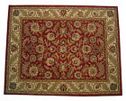 Indian Traditional Hand Tufted Persian Oriental Wool Carpet Rug Alfombras RC ECL