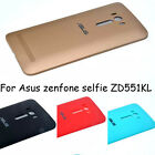 For Asus zenfone selfie ZD551KL Back Housing Replacement Battery Cover Skin Case