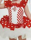 Wish You Well  CXSM CMED Candy Striper Red Cross Sequin Dress Up Curtain Call Co