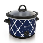 Crock-Pot 3-Quart Manual Slow Cooker SCR300