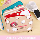-SALES-Big ZiP Cute Girl Pencil Bag Pen Case Handy Pouch Makeup Cosmetic Holder