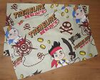 JAKE AND THE NEVERLAND PIRATES - TREASURE - PAIR OF PILLOWCASES