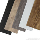 PVC Laminate Flooring Wood-effect Boards Panels Vinyl Tiles New 5 Colours Choice