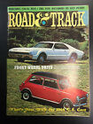 1965 Road & Track April Back Issue Magazine