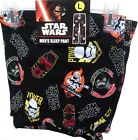 Star Wars: 'First Order Insignia' Men's 100% Cotton Sleep Pant (Size: LARGE) $21.95 USD on eBay