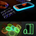 Fluorescent Soft Silicone Bracelet Bumper Case Cover For Universal  Cellphone for sale  China
