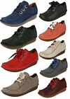 Ladies Clarks Lace Up Flats Funny Dream
