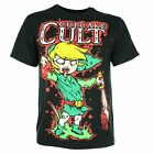CUPCAKE CULT LADIES LEGEND OF ZOMBIE T SHIRT NINTENDO GOTHIC EMO ZELDA POIZEN