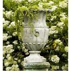 "Appian Garden Urn Planter by Orlandi Statuary Made of Fiberstone-30""H-FS34033"