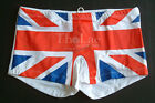 Men Union Jack Swimsuit