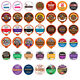 Best Coffee Single Serve Cups For Keurig K cups Variety Pack Sampler,40-count cheap