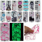 New Luminous Light Up Glow In The Dark Soft Silione Gel Case Cover For samsung