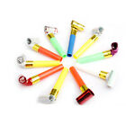 10x Funny Blowouts Party Birthday Blow Outs Noisemakers Colors Favours