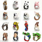 Animal Ring CLiNG Kawaii / PVC Original Accessories / Gift Cute