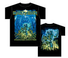 Iron Maiden: Somewhere Back in Time Tour T-Shirt  Free Shipping