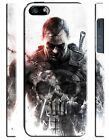 Iphone 4s 5s 5c 6 6S 7 8 X XS Max XR SE Plus Hard Cover Case The Punisher 19