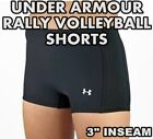 "Under Armour Women's-Juniors 3"" Spandex Volleyball, Dance, Yoga Shorts, 1001108"
