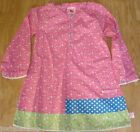 Mim-Pi girl longsleeve 100% cotton dress tunic 3-4 y New designer mim pi