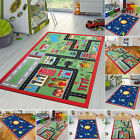 Kids Play Mat Home Fun Rugs Soft Girls Boys Bedroom Playroom Floor Carpets Style