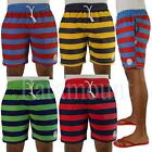Tokyo Tigers Striped Summer Swim Board Shorts  mens Size