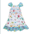 Hatley smocked butterfly dress SO SO PRETTY