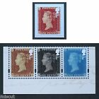 DY16 500 Years of Royal Mail Prestige  1st RED, Black & BLUE  ---- PRE ORDER