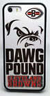 NEW CLEVELAND BROWNS DAWG POUND NFL PHONE CASE FOR IPHONE 7 6S 6 PLUS 6 5C 5S 4S $14.88 USD on eBay