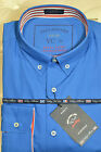 PAUL & SHARK HEMD SHIRT BOTTON DOWN SLIM FIT 1308SF COL. 053 light blue