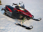 2011 Yamaha Apex XTX Snowmobile with long track. Immaculate