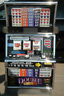 """IGT S2000 """"DOUBLE GOLD BARS"""" SLOT MACHINE (COINLESS) W/ TICKET PRINTER"""