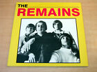 The Remains/Self Titled/1985 Fan Club Double LP