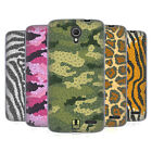 HEAD CASE DESIGNS FLORAL CAMO PRINT SOFT GEL CASE FOR ALCATEL PHONES 2