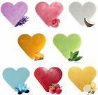 *** SPECIAL OFFER ***   3 x Heart Soaps - FREE P+P - 8 Fragrances & Colours