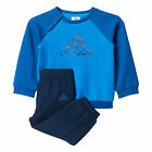 adidas Sport Logo Jogger Infant Baby Toddler Kids Boys Tracksuit Set
