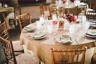 "10 packs Burlap Square Tablecloths 54""x 54"" inch Overlay ..."