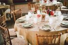 "15 packs Burlap Square Tablecloths 54""x 54"" inch Overlay ..."