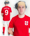 Bobby Charlton England 1966 Football Fancy Dress Costume Ideal For Stag Do