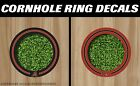 Arizona Diamondbacks Cornhole Ring Bag Toss Vinyl Hole Decals +2FREE Team Decals on Ebay