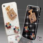 DIAMANTE PERFUME FLOWER DIAMOND MOBILE CASE COVER SAMSUNG iPHONE SONY HTC S6 S5