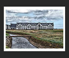 Carnoustie golf course (1) canvas print or poster