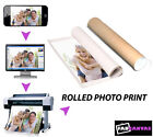 My/Your Image/Photo Printed to a Rolled 260gsm Semi Matt Photo/Poster Paper for sale  United Kingdom