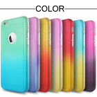 Ombre Ultra-thin Shockproof Armor Back Case Cover for Apple iPhone 6 6S Plus