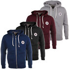 Converse Chuck Taylor Patch Core Mens Full Zip Hoodie Hoody Jacket
