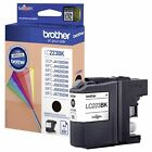 LC223 Black Original Brother Printer Ink Cartridge LC223BK LC-223